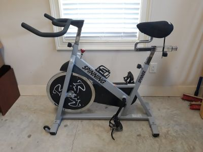 Spinner Fit Indoor Cycle by Mad Dogg Athletics - Model 6970