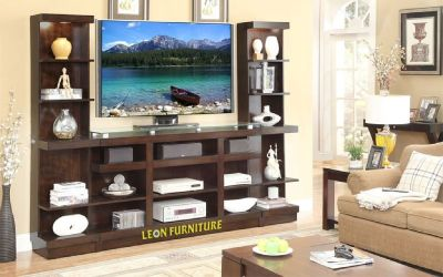 Buy Online Wall units Furniture Phoenix | Leon Furniture Store