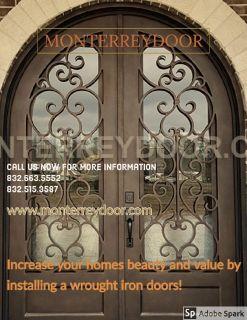 Iron Doors Ornate Designs