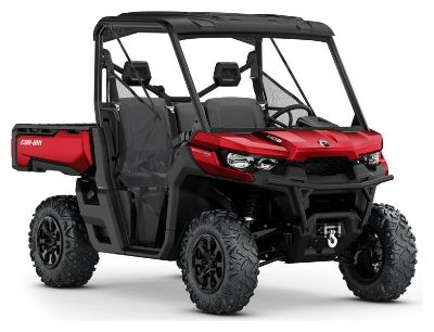 2019 Can-Am Defender XT HD8 Side x Side Utility Vehicles Keokuk, IA