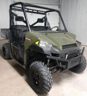 2018 Polaris Ranger Diesel Side x Side Utility Vehicles Ottumwa, IA