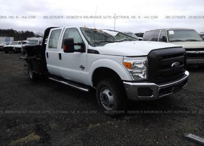 2016 FORD F350