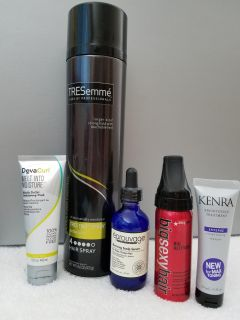 Hair stuff everything is new $10 for all