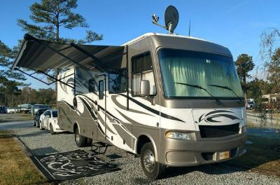 By Owner! 2012 34ft. Thor Daybreak 34ss w/2 slides