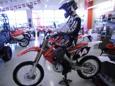 2012 Honda CRF 250R Motocross Motorcycles Saint Joseph, MO