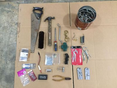 Mixed Lot Junk Drawer Household and Shop Items