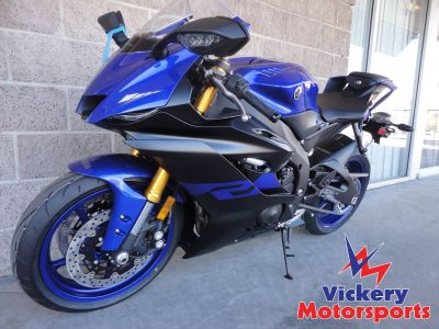 2019 Yamaha YZF-R6 SuperSport Motorcycles Denver, CO