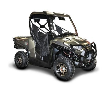 2018 Kymco UXV 450i LE Hunter Side x Side Utility Vehicles Pelham, AL