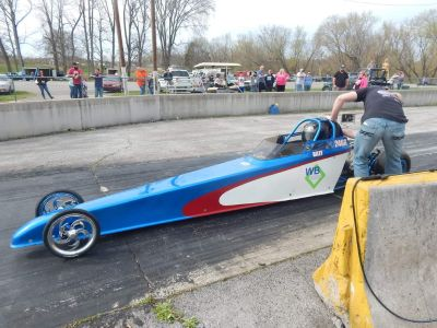 1999 spitzer junior dragster trades welcome