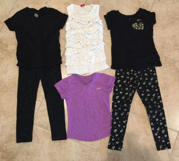 Girl s Clothes - Size 6