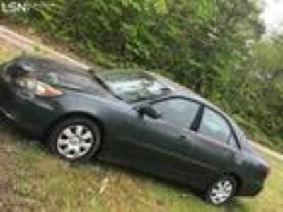 2001 Toyota Camry 4dr Coupe for Sale by Owner