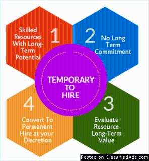 Best Recruiting firm   Professional Staffing Solution
