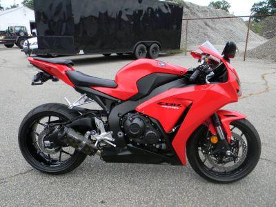 2012 Honda CBR 1000RR Supersport Springfield, MA