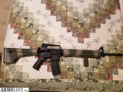 For Trade: Bushmaster AR