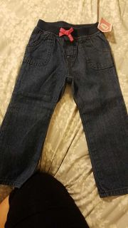 Nwt 3t jeans