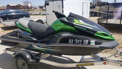 2013 Kawasaki Jet Ski Ultra 300X 3 Person Watercraft Russell, KS