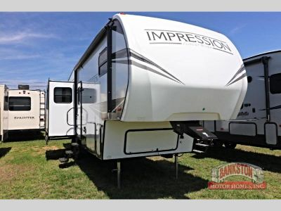 2018 Forest River Rv Impression 28BHS