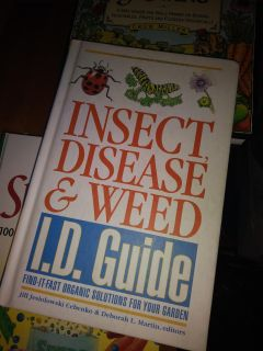 Insects and critters gardening help