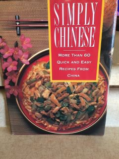 """""""Simply Chinese"""" - Cookbook -"""