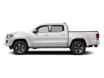 2018 Toyota Tacoma TRD Sport (Super White)