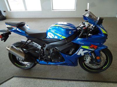 2015 Suzuki GSX-R600 Supersport Motorcycles Coloma, MI