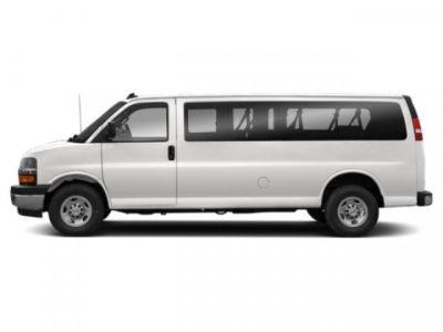 2019 Chevrolet Express Cargo Van Work Van (Summit White)