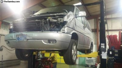 Parting Out 02 Eurovan