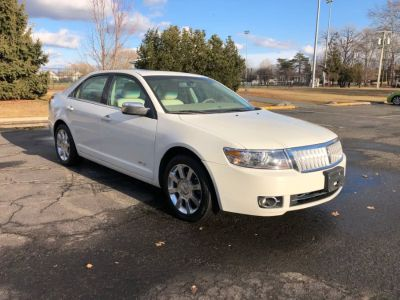 2009 Lincoln MKZ Base (White)
