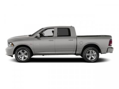 2015 RAM RSX Tradesman (Bright Silver Metallic Clearcoat)