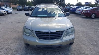 2006 Chrysler Pacifica Base (Gold)
