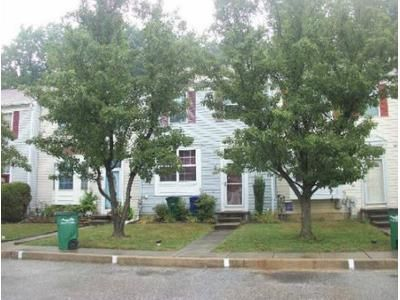 3 Bed 1.5 Bath Foreclosure Property in Aberdeen, MD 21001 - Woodland Green Way
