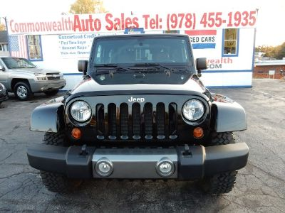 2011 Jeep Wrangler Sport (Black Clear Coat)