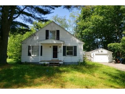 3 Bed 1 Bath Preforeclosure Property in Old Town, ME 04468 - Park St