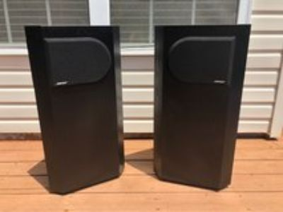 Bose 401 Speakers