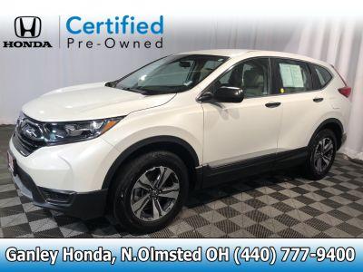 2018 Honda CR-V lx (White Diamond Pearl)
