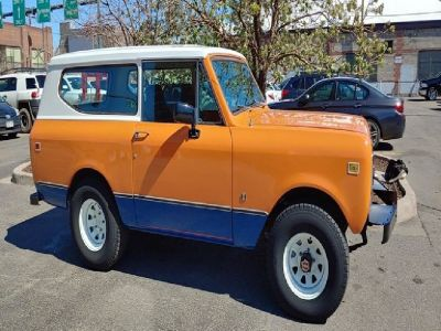 1979 International Scout 2 Dr. Hardtop 4X4