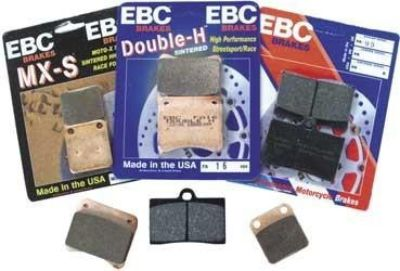 Sell EBC Kevlar Organic Brake Shoes 352 motorcycle in Loudon, Tennessee, US, for US $21.95