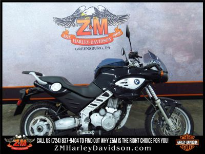 2003 BMW F 650 CS Dual Purpose Motorcycles Greensburg, PA