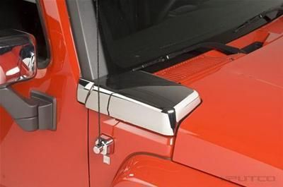 Sell Putco 404506 Air Inlet Grille Cover Exterior ABS Plastic Chrome Hummer Each motorcycle in Tallmadge, Ohio, US, for US $102.97