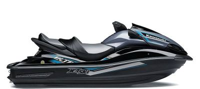 2019 Kawasaki Jet Ski Ultra LX PWC 3 Seater South Haven, MI