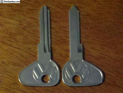 67-70 Bus Key blank Cut to Your Code L profile