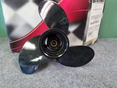 Buy NOS OEM Mercury Black Max 9 X 9 Aluminum Propeller, Pt #: 48-828156A12 motorcycle in Scottsville, Kentucky, United States, for US $70.00