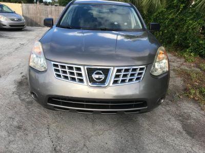 2010 Nissan Rogue SL (Grey)