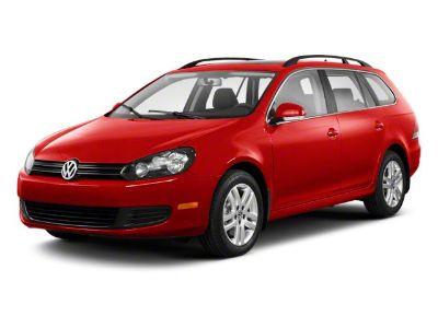2011 Volkswagen Jetta SportWagen TDI (Candy White)