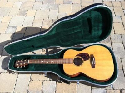 $1,400 OBO Martin ACOUSTIC Swomgt Sustainable Cherry Wood