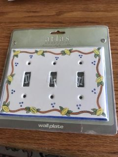 New wall plate