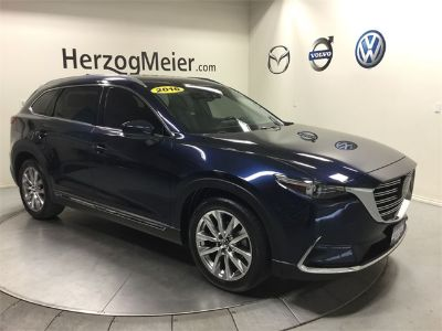2016 Mazda CX-9 Grand Touring (Deep Crystal Blue Mica)