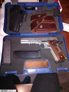 For Sale/Trade: Smith and Wesson SW1911TA E-Series