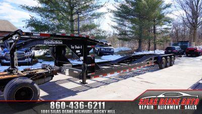2018 Appalachian Top Deck - 3 Car Trailer (Black)