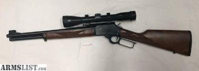 """For Sale: Marlin Limited 1894S .45 Colt JM marked 16"""" Barrel"""